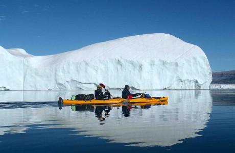 groenlàndia caiac trekking 15 dies