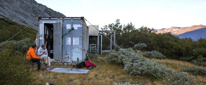 Groenlandia motzfeldt cabin