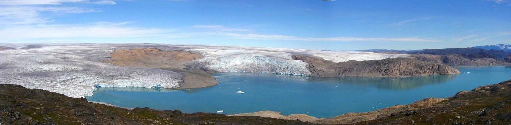 trékking qaleralik, Groenlàndia glaceres