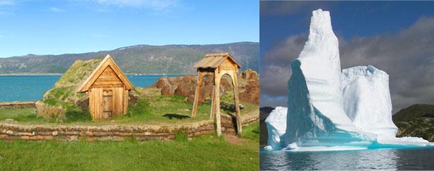 viatges a Groenlàndia, qassiarsuk, brattahlid