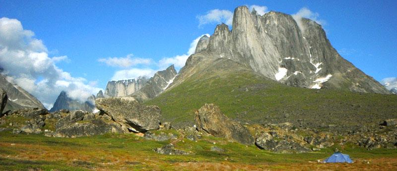 viatges a Groenlàndia, trèkking a tasermiut, ula-nalu