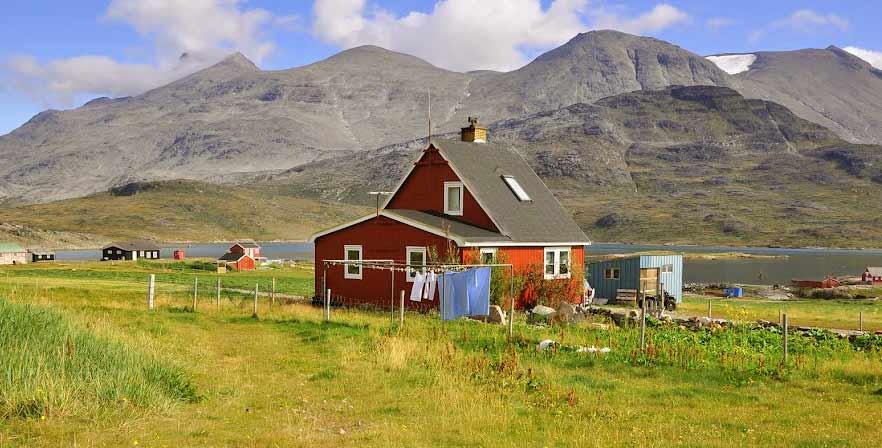 Igaliku Groenlandia