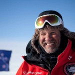 ramon Larramendi, viatges a Groenlàndia