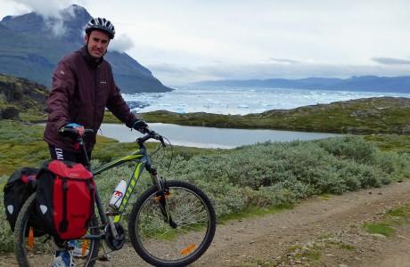 bici trekking caiac groenlàndia